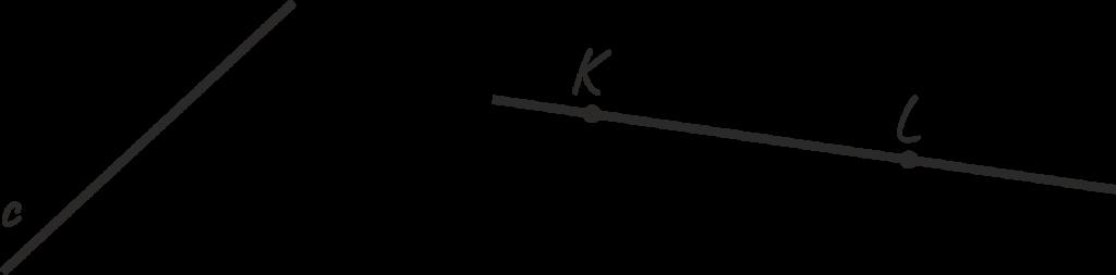 Плоскость, прямая линия, луч
