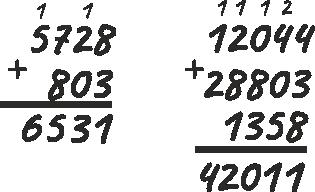 Математика в школе