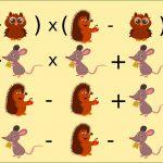 Развитие логики и математических способностей у детей